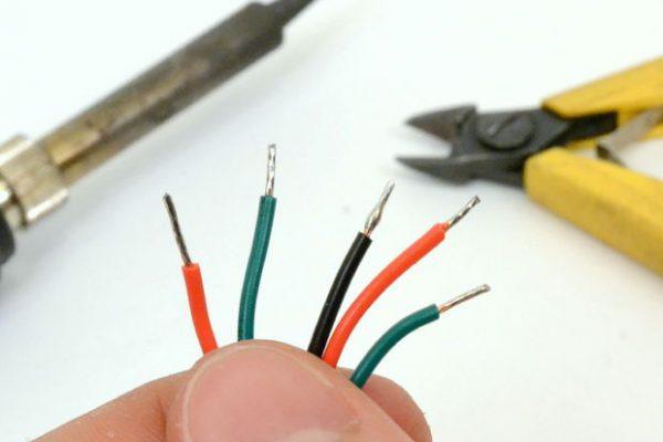 stripe wire